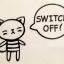 """สติ๊กเกอร์ติดปลั๊กไฟ """"Cute Bear IV""""ขนาดซองบรรจุ 15 x 12 cm thumbnail 1"""