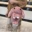 กระเป๋าเป้ น้องกระต่าย ขนปุย น่ารักมากคะ thumbnail 3