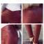 กางเกงหนัง รัดรูปหญิง กางเกงดินสอ เอวสูง thumbnail 5