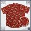เสื้อเชิ๊ตแขนสั้น ลายscoopy สี แดง thumbnail 3