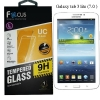 ฟิล์มกระจกนิรภัยโฟกัส ซัมซุง Tab 3 Lite 7.0 /3G+ WiFi T111