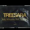 Treesara body Whitening mask treatment