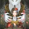 The Silver Wolf King`s Dearest Bride + mini : Kushino Yui
