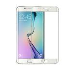 ฟิล์มกระจก Samsung S6 Edge เต็มจอ สีใส