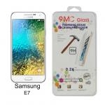 ฟิล์มกระจกนิรภัย สำหรับ Samsung E7