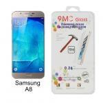 ฟิล์มกระจกนิรภัย สำหรับ Samsung A8