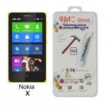 ฟิล์มกระจกนิรภัย สำหรับ Nokia X