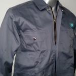 SL002 เสื้อ SHOP แขนยาว( ผ้าเวสปอยท์)