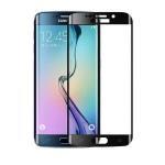 ฟิล์มกระจก Samsung S6 Edge เต็มจอ สีดำ