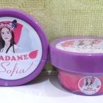 ครีมมาดามโซเฟีย Madame Sofia Gluta White Cream