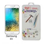ฟิล์มกระจกนิรภัย สำหรับ Samsung E5