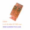 Surge แบบ SPD_S-DC ขนาด 20-40kA 2P 550V orange