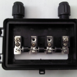 cable & connector(ตัวเชื่อมสายไฟ) แบบ Junction Box -300