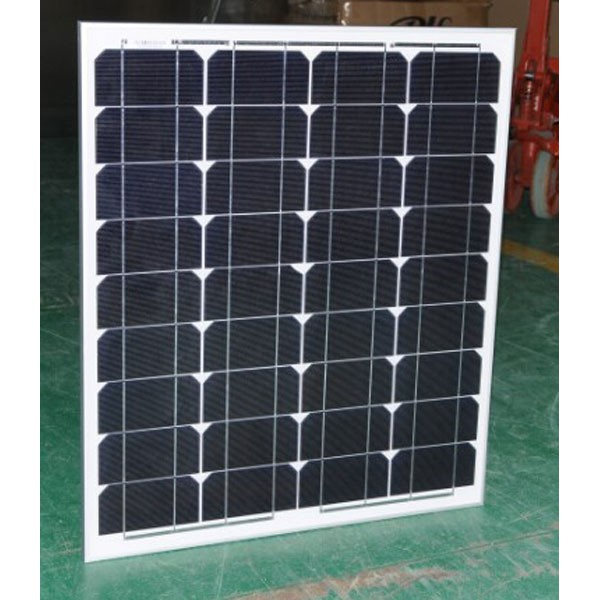 solar cell 50W แผง โซล่าร์เซลล์ 50W ราคาส่ง