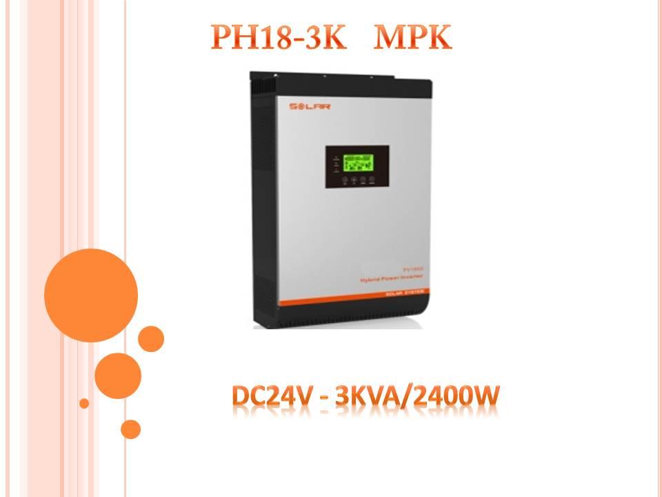 PH18-3K MPK DC24V -3KVA /2400W