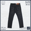 """38-42"""" กางเกงยีนส์ ทรงเดฟ ผ้ายืด รหัส R964"""