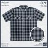เสื้อลายสก๊อต -6 Size 2XL , 3XL