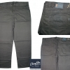 """40-54"""" กางเกงขายาว ผู้ชายอ้วน ยี่ห้อ BIGSAM #3661 เขียว,กากี ทรงกระบอก 100% cotton"""