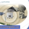 INVT BPD inverter สำหรับปั๊มน้ำ 3HP แรง 220V 1เฟส/3เฟส