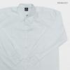 เสื้อสีพื้น ผ้า oxford 2XL , 3XL , 4XL , 5XL สีขาว