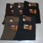 """38-46"""" กางเกงผ้ายืด ขากระบอก #L105 สีดำ,โอวัลติล,กรม,เทา,น้ำตาล thumbnail 2"""