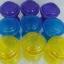 กระปุกออมสินสีฟ้า,สีเหลือง,สีม่วง thumbnail 2