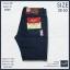 """38""""-50"""" กางเกงยีนส์ขาสั้น สีมิทไนท์ ริมแดง ผ้าไม่ยืด รหัส 989 thumbnail 7"""
