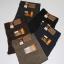 """38-46"""" กางเกงผ้ายืด ขากระบอก #L105 สีดำ,โอวัลติล,กรม,เทา,น้ำตาล thumbnail 1"""