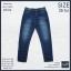 """40-54""""กางเกงขายาว ผู้ชายอ้วน #4105 ทรงกระบอก ผ้ายีนส์ thumbnail 1"""